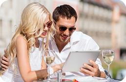 Fonctionne sur ordinateur, tablette et smartphone