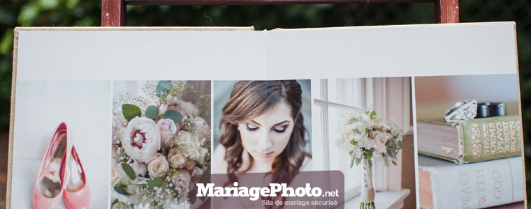 Album mariage en ligne : Le prix d'un album de mariage dépend de nombreux critères