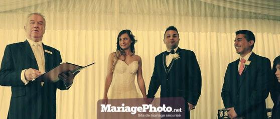 Album photos de mariage sécurisé pour partager en privé