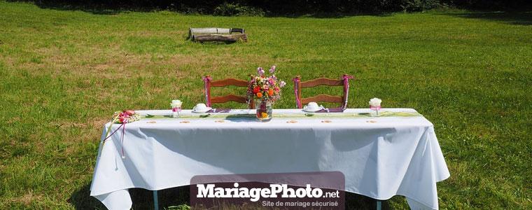 Quelques idées avant d'organiser votre mariage champêtre