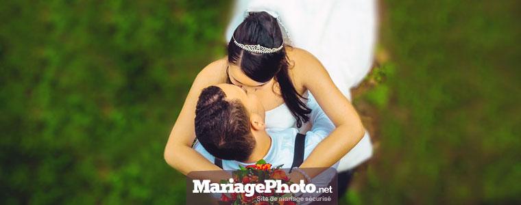 Partage de photos de mariage : partagez vos souvenirs en privé