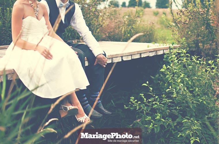 Conseils de photographe de mariage : avez-vous pensé à faire une séance avant le mariage ?