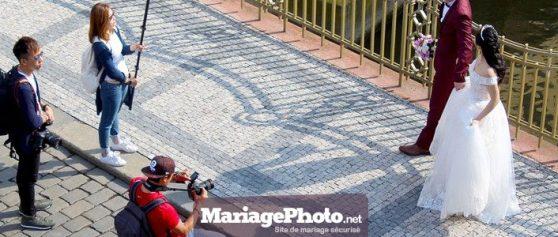 Quel est le tarif pour un photographe de mariage ?