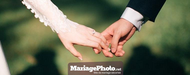 Regrouper vos photos de mariage